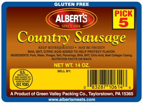 country_sausage
